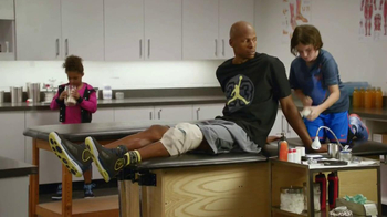Kids Foot Locker TV Spot Featuring Chris Bosh and Ray Allen - 92 commercial airings