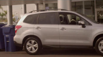 Subaru TV Spot, 'Dog Approved: Last One'  - 135 commercial airings