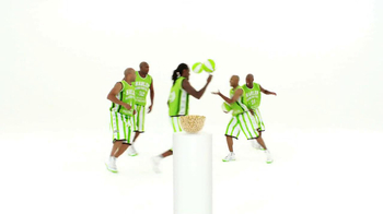 Wonderful Pistachios TV Spot Featuring The Harlem Globe Trotters - Thumbnail 2