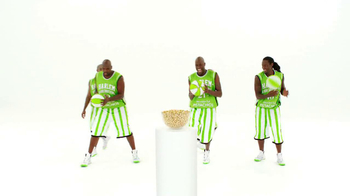Wonderful Pistachios TV Spot Featuring The Harlem Globe Trotters - Thumbnail 3