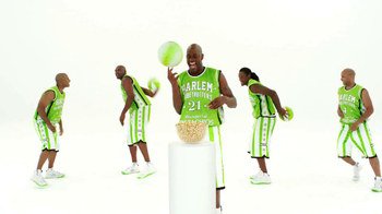 Wonderful Pistachios TV Spot Featuring The Harlem Globe Trotters - Thumbnail 4