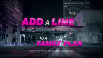 T-Mobile TV Spot, 'Fast and Free' - Thumbnail 4
