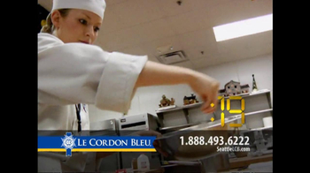 Le Cordon Bleu TV Spot, 'The Next 30 Seconds'