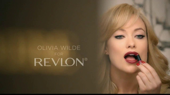 Revlon Colorstay Ultimate Suede TV Spot Featuring Olivia Wilde - Thumbnail 1