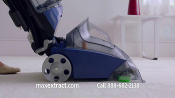 Hoover Max Extract TV Spot, 'A White Carpet' - Thumbnail 5