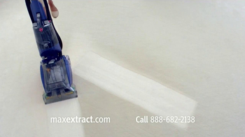 Hoover Max Extract TV Spot, 'A White Carpet' - Thumbnail 6