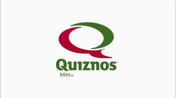 Quiznos Lobster Salad Sub TV Spot  - Thumbnail 8