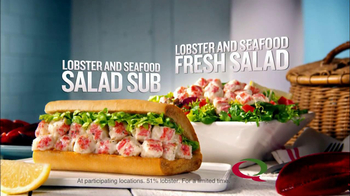 Lobster Salad Sub thumbnail