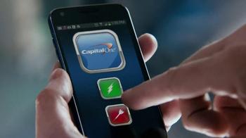 Capital One Purchase Eraser TV Spot, 'Smartphone Upgrade' Ft. Alec Baldwin - Thumbnail 2