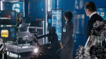Capital One Purchase Eraser TV Spot, 'Smartphone Upgrade' Ft. Alec Baldwin - Thumbnail 8