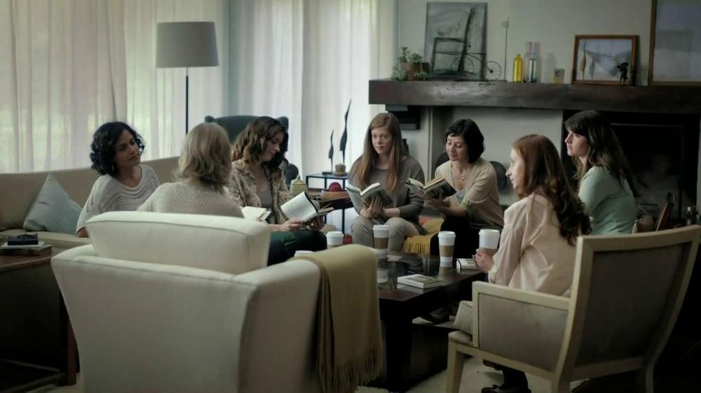 Gevalia TV Commercial, 'Book Club'