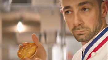 Burger King Bacon Gouda Sandwich TV Spot, 'Chef'  - 260 commercial airings