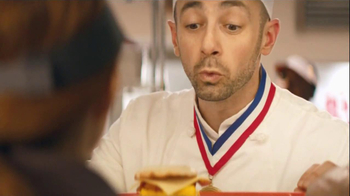 Burger King Bacon Gouda Sandwich TV Spot, 'Chef'  - Thumbnail 6