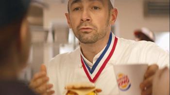 Burger King Bacon Gouda Sandwich TV Spot, 'Chef'  - Thumbnail 7