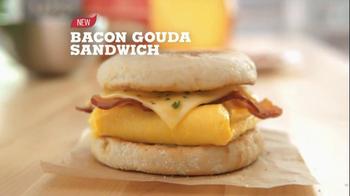 Burger King Bacon Gouda Sandwich TV Spot, 'Chef'  - Thumbnail 9