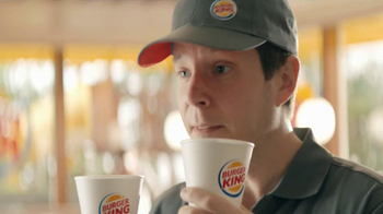 Burger King Coffee TV Spot, 'Taste Test' - Thumbnail 5