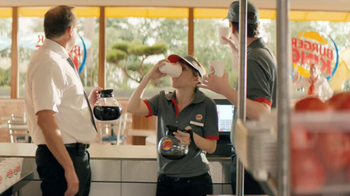 Burger King Coffee TV Spot, 'Taste Test' - Thumbnail 7