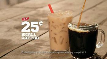 Burger King Coffee TV Spot, 'Taste Test' - Thumbnail 9