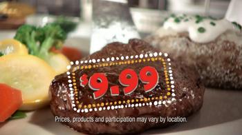 Outback Steakhouse Signature Sirloin TV Spot  - Thumbnail 8