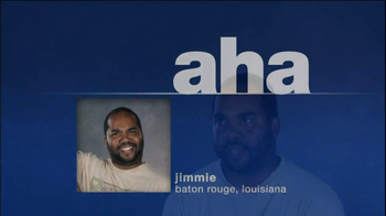 Mutual of Omaha TV Spot, 'Aha Moment: Jimmie' - 132 commercial airings