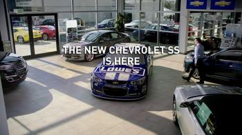 NASCAR TV Spot, 'New Car Smell' Featuring Jimmie Johnson - Thumbnail 7