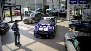 NASCAR TV Spot, 'New Car Smell' Featuring Jimmie Johnson - Thumbnail 1