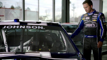 NASCAR TV Spot, 'New Car Smell' Featuring Jimmie Johnson