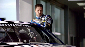 NASCAR TV Spot, 'New Car Smell' Featuring Jimmie Johnson - Thumbnail 3