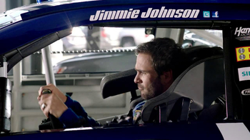 NASCAR TV Spot, 'New Car Smell' Featuring Jimmie Johnson - Thumbnail 4