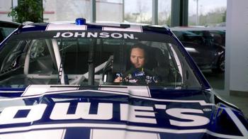 NASCAR TV Spot, 'New Car Smell' Featuring Jimmie Johnson - Thumbnail 6