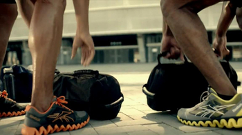 Reebok TV Spot, \'Live with Fire\', Song by Found Objects
