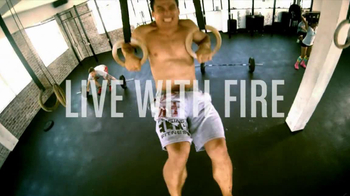Reebok TV Spot, 'Live with Fire', Song by Found Objects - Thumbnail 8