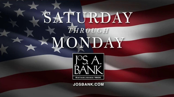 JoS. A. Bank Presidents' Day Weekend TV Spot, 'Suits' - Thumbnail 5