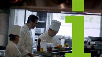 iShares TV Spot, 'Chefs' - Thumbnail 1