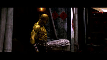 XFINITY On Demand TV Spot, 'The Man with the Iron Fists' - Thumbnail 3