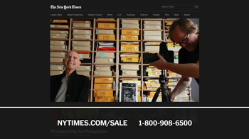 The New York Times Presidents' Day Sale TV Spot  - Thumbnail 7