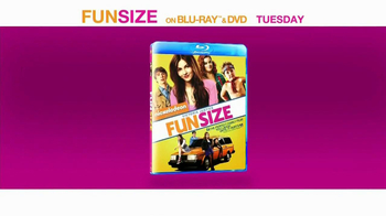 Fun Size Blu-ray and DVD TV Spot  - 37 commercial airings
