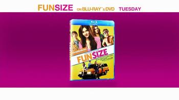 Fun Size Blu-ray and DVD TV Spot
