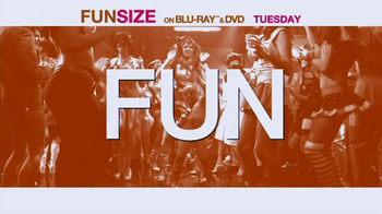 Fun Size Blu-ray and DVD TV Spot  - Thumbnail 8
