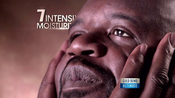 Gold Bond Ultimate TV Spot Featuring Shaquille O'Neal - Thumbnail 6