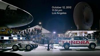 Toyota Tundra TV Spot, 'Space Shuttle Tow' - Thumbnail 3