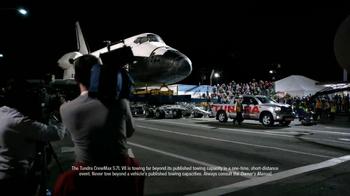 Toyota Tundra TV Spot, 'Space Shuttle Tow' - Thumbnail 4