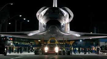 Toyota Tundra TV Spot, 'Space Shuttle Tow' - Thumbnail 9