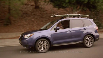 Subaru TV Spot, 'Dog Approved' - Thumbnail 1