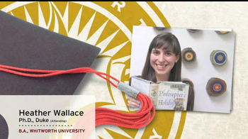Whitworth University TV Spot, 'Great Minds' - Thumbnail 3