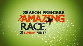 2013 Super Bowl Promo: The Amazing Race - Thumbnail 9