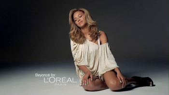 L'Oreal 2013 Super Bowl  TV Spot, 'Unique Story' Featuring Beyonce - Thumbnail 1