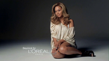 L'Oreal 2013 Super Bowl  TV Spot, 'Unique Story' Featuring Beyonce