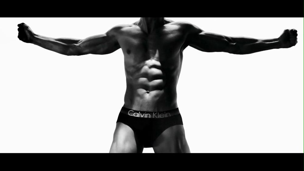 Calvin Klein: Mathew Terry