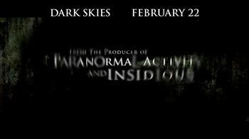 Dark Skies - Alternate Trailer 2